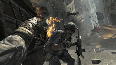 East Canton Village – All Of The Call Of Duty Modern Warfare