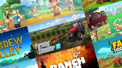 A legjobb mezőgazdasági játékok cover