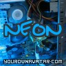neon avatar