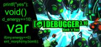 Debugger 3.16: Hack'n'Run