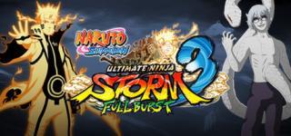 NARUTO SHIPPUDEN: Ultimate Ninja STORM 3 Full Burst HD