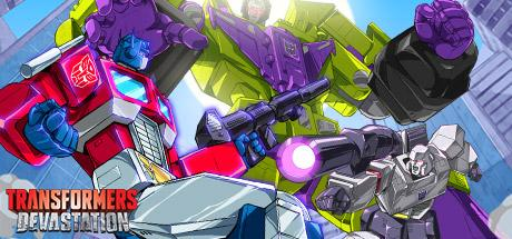 TRANSFORMERS: Devastation