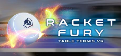 Racket Fury: Table Tennis VR