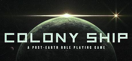 Colony Ship: A Post-Earth Role Playing Game