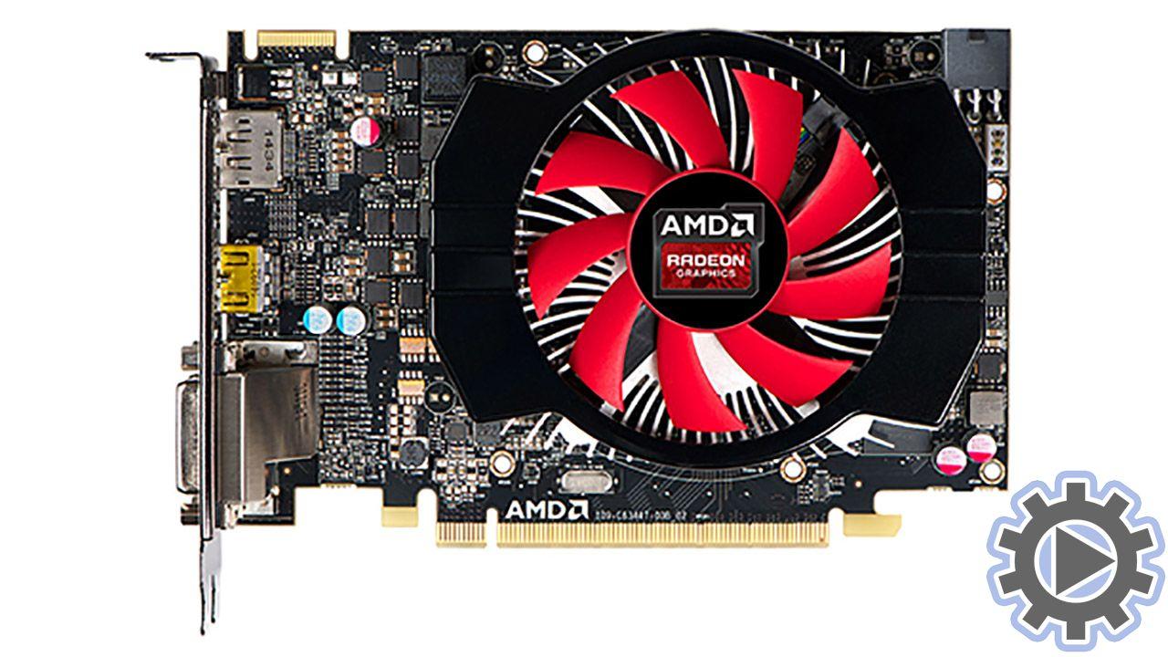 Radeon R7 360 vs Radeon HD 7750 - System Requirements