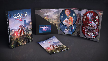 Halo Wars 2 physical PC version to be available in Europe only