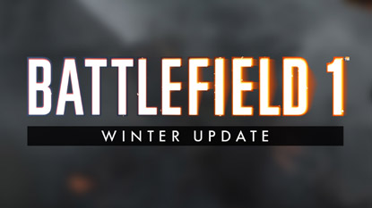 Battlefield 1 Winter Update is out now