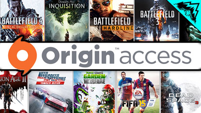 Origin Access is free to try for 7 days cover