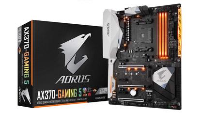 A Gigabyte bemutatta az AORUS AM4 alaplapját