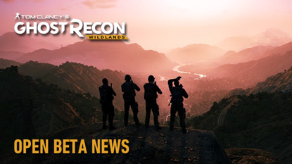 Tom Clancy's Ghost Recon Wildlands open beta detailed cover
