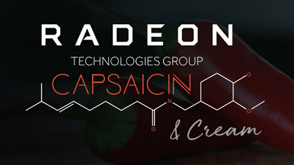 AMD's Capsaicin & Cream event details announced cover