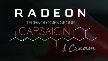 AMD's Capsaicin & Cream event details announced cover