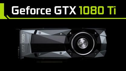 Március végén várható a GTX 1080 Ti cover