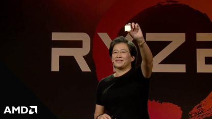 AMD Ryzen 7 officially announced, pre-orders started