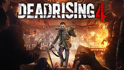 Dead Rising 4 coming to Steam cover