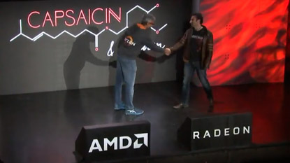 Bethesda partners with AMD