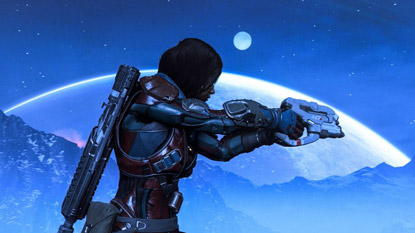 Mass Effect: Andromeda multiplayer beta cancelled cover