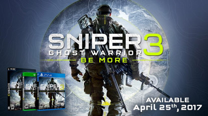 Sniper: Ghost Warrior 3 delayed cover