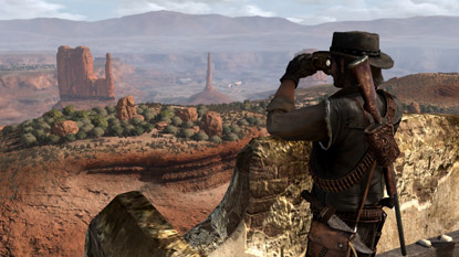 Készül a Red Dead Redemption térképe a GTA 5-ben