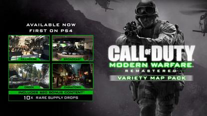 Négy új klasszikus pályával bővül a CoD: Modern Warfare Remastered cover