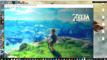 The Legend of Zelda: Breath of the Wild - már PC-n is fut cover