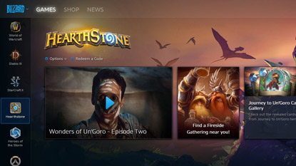 A Battle.net mostantól a Blizzard App nevet viseli