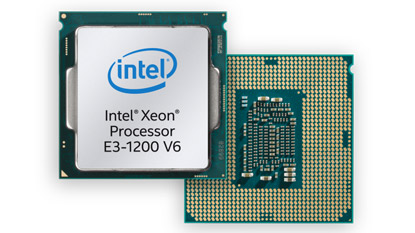 Megjelentek az új Intel Xeon E3-1200 szériás CPU-k