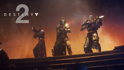 Destiny 2 is coming to PC cover
