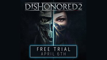 Dishonored 2 trial coming soon cover