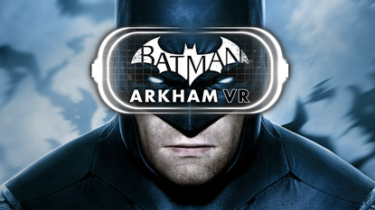 Batman: Arkham VR coming to PC cover