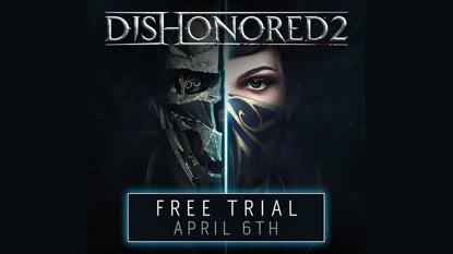 Próbaverziót kap a Dishonored 2