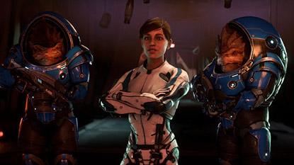 Javítani fogják a Mass Effect: Andromeda animációs problémáit