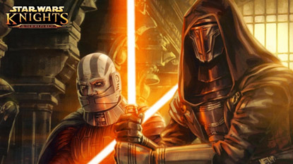 Knights of the Old Republic reboot készül?