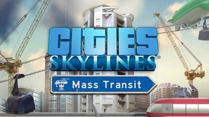 Kiderült a Cities: Skylines - Mass Transit megjelenési dátuma