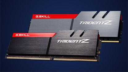 DDR4-4333Mhz 16GB memória a G.SKILL jóvoltából