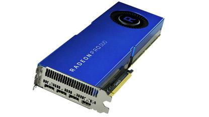Az AMD bejelentette a Radeon Pro Duót
