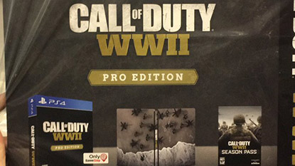 Kiszivárgott a Call of Duty: WWII Special Edition tartalma cover