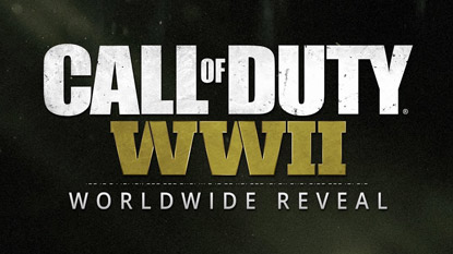 Call of Duty: WWII revealed with trailer and some details cover