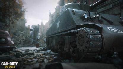 Call of Duty: WWII - nem lesz életerő regeneráció cover