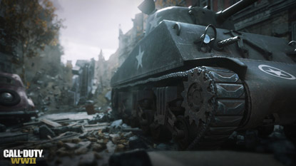 More details about Call of Duty: WWII