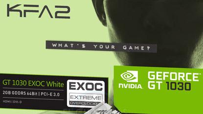 Tényleg megjelenik a GeForce GT 1030