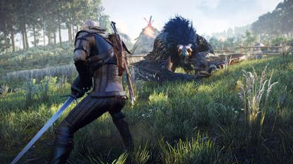 Ezzel a moddal pajzsot is használhat Geralt