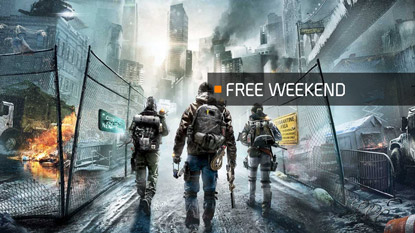 The Division is free this weekend cover