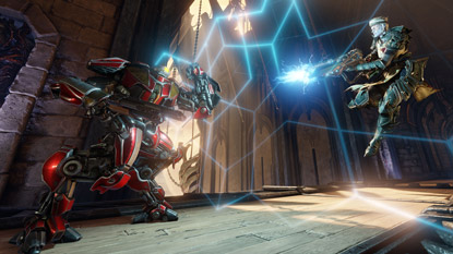 Hamarosan elrajtol a Quake Champions nyílt béta