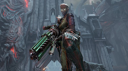 Quake Champions open beta starting this weekend cover