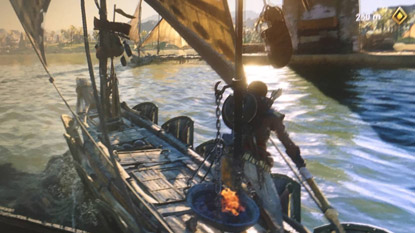Next Assassin's Creed game's name and screenshot leaked