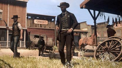 A Red Dead Redemption helyett itt a Wild West Online cover