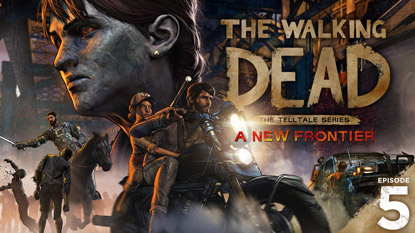 Details about Telltale's The Walking Dead: A New Frontier Episode 5 cover
