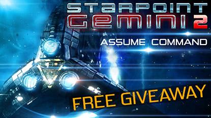 Ingyenes a Starpoint Gemini 2 a Steamen cover