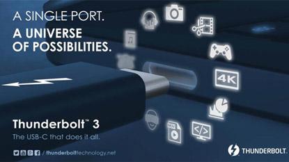 Az Intel a Thunderbolt 3 CPU-ba történő integrálását tervezi